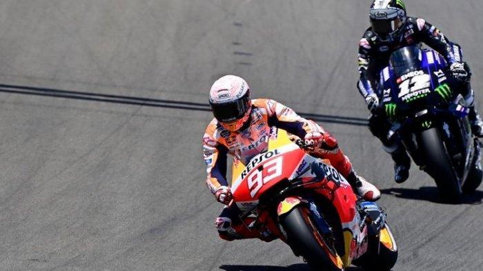 Jadwal Lengkap MotoGP Portugal 2021, Jumat Besok FP1, Sabtu Kualifikasi dan Race Minggu 18 April
