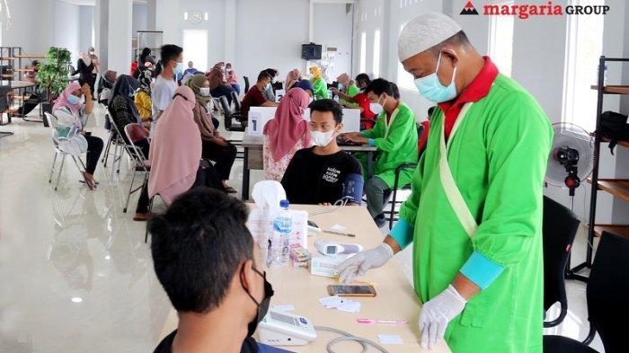 Margaria Group Laksanakan Vaksinasi Covid-19 bagi Seluruh Karyawan
