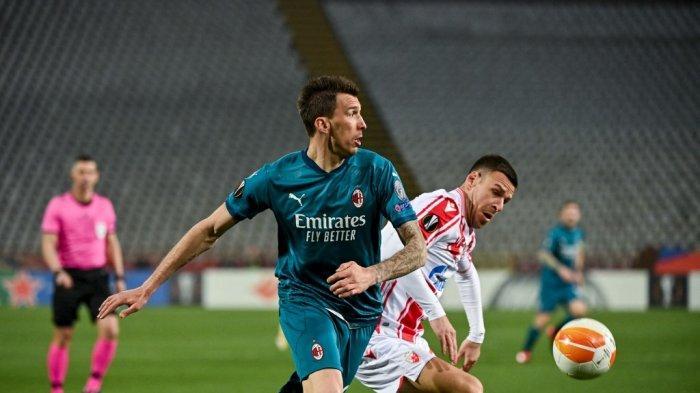 LINK Streaming Lazio vs AC Milan: Debut Mandzukic sebagai Starter di Liga Italia?