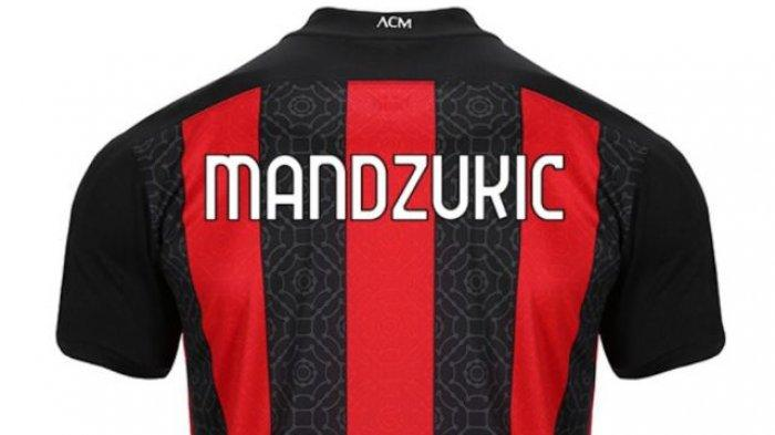 UPDATE Transfer AC Milan: Mandzukic Pakai No. 9? & Deretan Pemain Lain yang Bisa Menyusul ke Milan