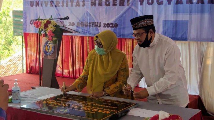 Strategis di JJLS, Masjid Hasil Donasi IPHI UNY di Purwosari Diresmikan