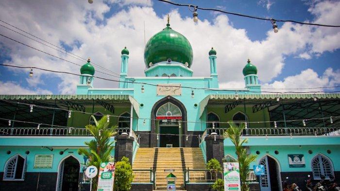 Beribadah Sambil Mengenang Jasa Pahlawan di Masjid Syuhada Kota Yogyakarta