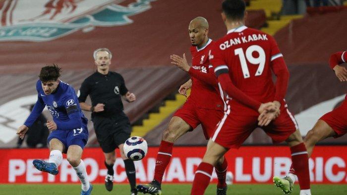 Link Live Streaming Liga Inggris Liverpool vs Fulham Pekan Ini: Rekor Buruk Hantui The Reds
