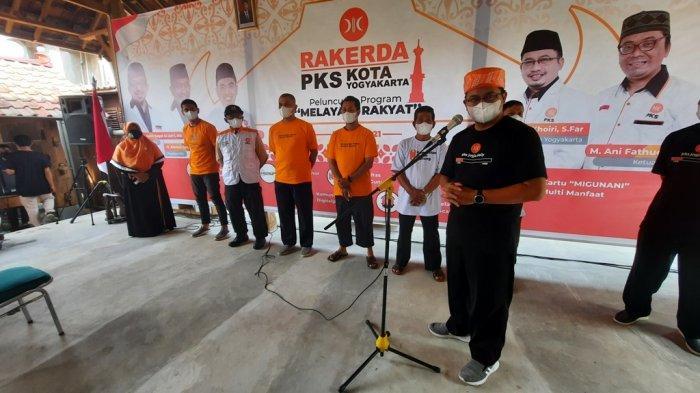 Masuk 4 Besar Parpol di Kota Yogya, PKS Optimis Usung Kadernya di Pilkada 2024