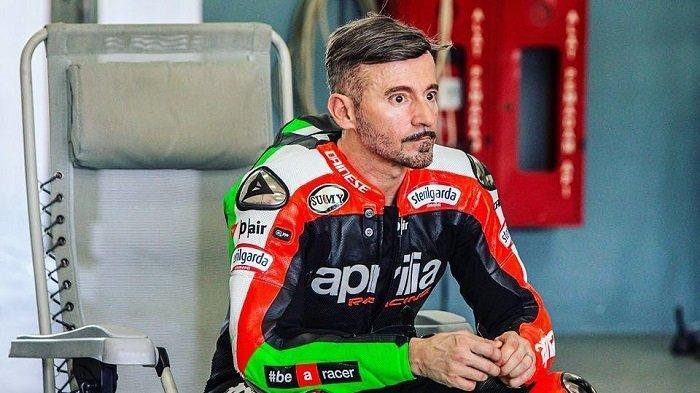 Andrea Iannone Kena Masalah Anti-Doping, Max Biaggi Jadi Kandidat Aprilia di Tes Sepang MotoGP 2020