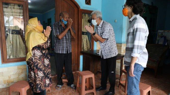 Cerita Mbah Bisanto, Bapak Kos Ganjar Pranowo di Umbulharjo Yogyakarta saat Masih Kuliah di UGM