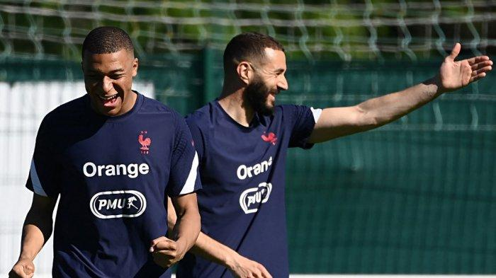 TIMNAS PRANCIS: Kabar Baik bagi Suporter Les Bleus tentang Benzema di Piala Eropa