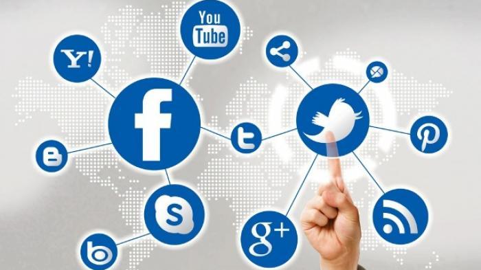 Gunakan Media Sosial Dengan Bijak Begini Manfaat Bermedia Sosial Menurut Polri Tribun Jogja