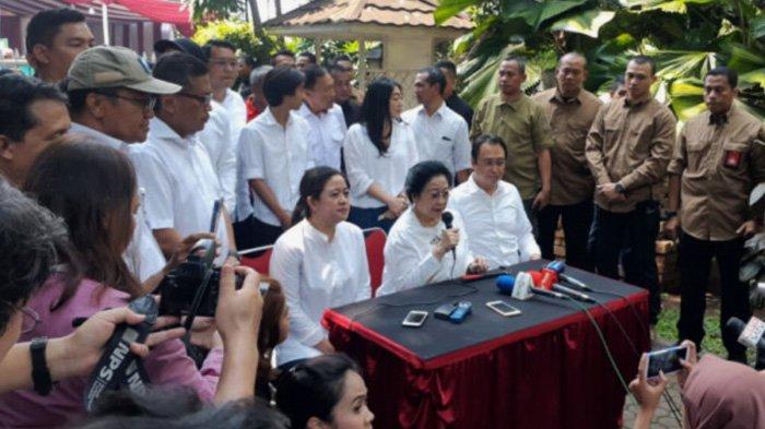 Megawati: Semua Pihak Harus Hormati Pilihan Rakyat