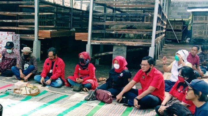 Melalui Koperasi Peternak Roekoen, PDIP DIY Bangun Kemandirian Ekonomi di Tingkat Desa