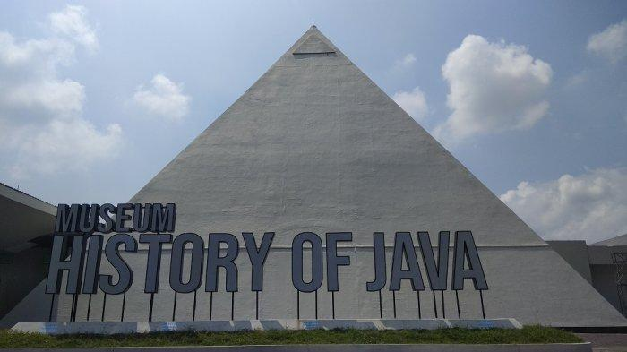Melihat Artefak dan Kekayaan Pulau Jawa, di Museum History Of Java
