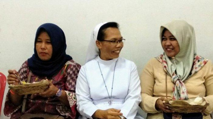 Melihat Kehidupan Warga Kampung Bintaran, Terbiasa Hidup Toleran