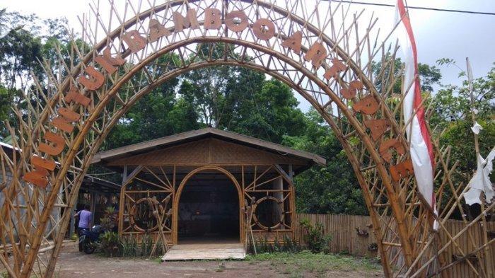 Melihat dari Dekat Sentra Kerajinan Bambu di Muntuk Bantul