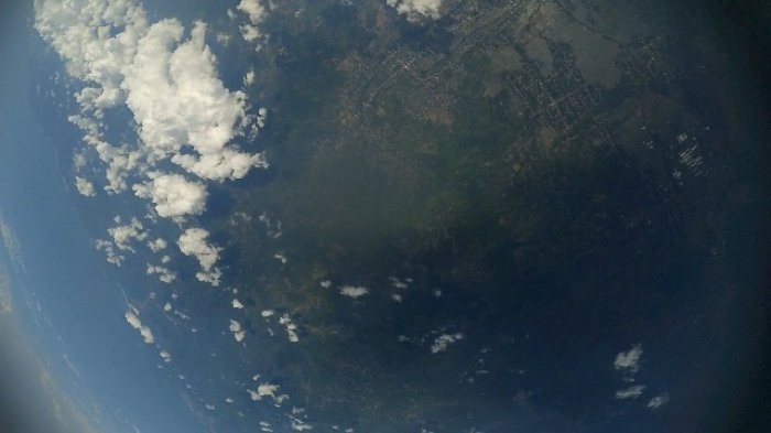 Prakiraan Cuaca BMKG Yogyakarta, Suhu Rata Mulai 21-33 Derajat Celcius