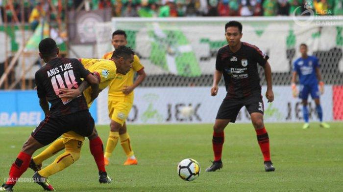 Menang Tipis 1-0 Atas Sriwijaya FC, Persipura Naik ke Peringkat Delapan