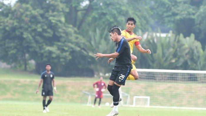 Menang Uji Tanding, Pelatih PSIS Semarang Sebut Fisik Pemain Alami Peningkatan