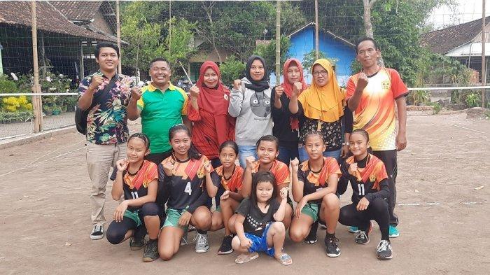 Menanti Kiprah Klub Bola Voli Putri Puspa Indah