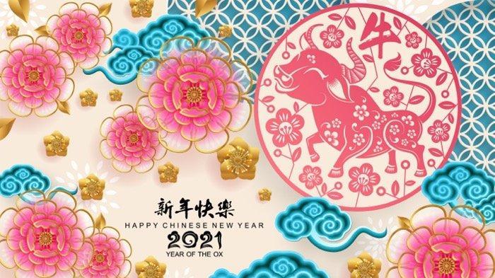 Selamat Tahun Baru Imlek 2021! Contoh Ucapan Bahasa Inggris dan Indonesia untuk Kerabat dan Sahabat