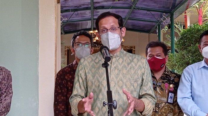 Mendikbud Ristek Izinkan Penyelenggaraan Sekolah Tatap Muka di Wilayah DI Yogyakarta
