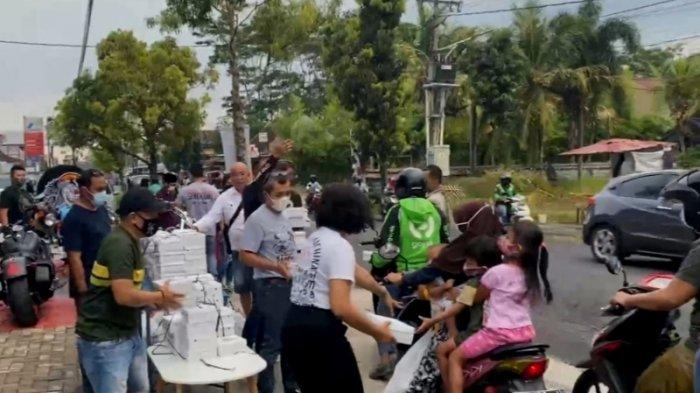 Menepis Citra Arogan Pengendara Moge alaSengkuni Motor Club Yogyakarta
