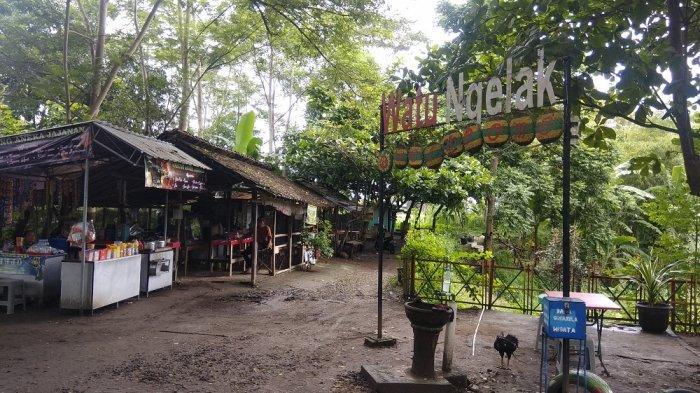 Lebih Dekat dengan Desa Wisata Puton 'Watu Ngelak' Bantul dan Sejarahnya