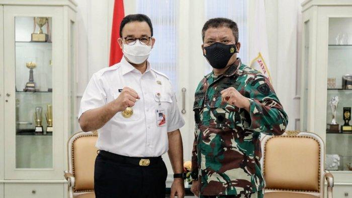 Mengenal Kolonel Adm Esra Kriahanta Sembiring, Mantan Ketua Senat UGM Seangkatan Anies Baswedan