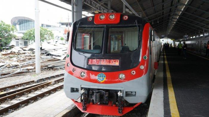 KRL Yogya-Solo Fasilitasi Penumpang dengan Commuterpay untuk Transaksi Pembayaran