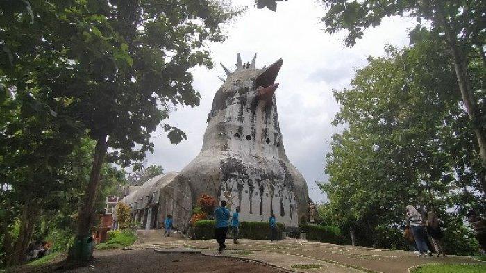 Mengenal Lebih Dekat Obyek Wisata Bukit Rhema, Gereja Ayam Tempat Syuting Film AADC
