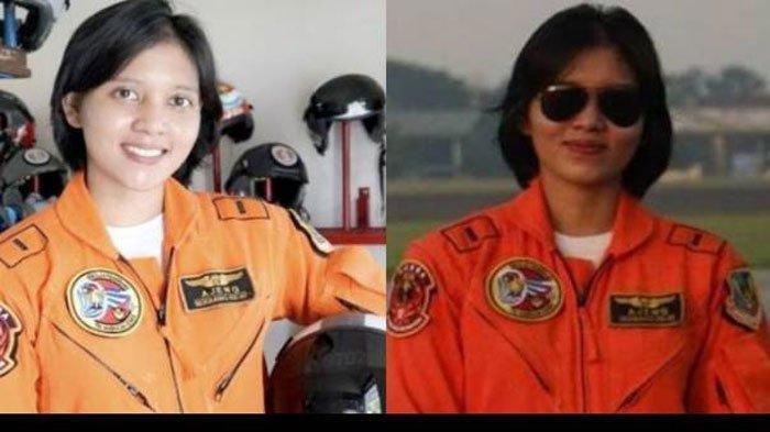Mengenal Pilot Pesawat Tempur Wanita Pertama di Indonesia, Letda Pnb Ajeng Tresna Dwi Wijayanti