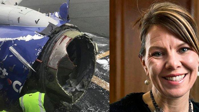 Mengerikan, Tubuh Wanita Ini Tersedot Keluar Jendela Pesawat, Bagai di Film Final Destinantion