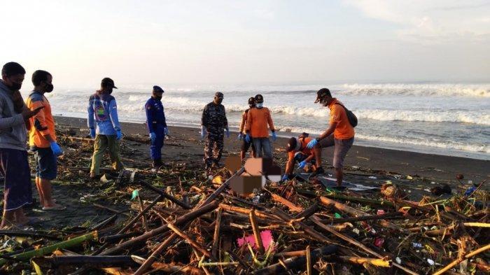 BREAKING NEWS: Cari Kayu di Pantai Samas Bantul, Warga Malah Temukan Mayat Tanpa Identitas