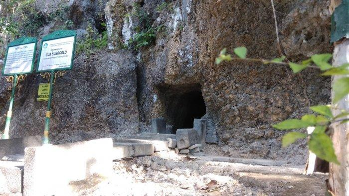 Mengintip Goa Surocolo, Situs Bersejarah yang Tersembunyi di Bukit Poyahan Bantul