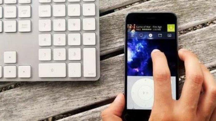 Cara Mengubah Hp Android Jadi Mouse Remote Control Bahkan Keyboard Tribun Jogja