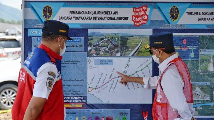 Bupati Kulon Progo Berharap Keberadaan KA Bandara YIA Tingkatkan Kesejahteraan Masyarakat