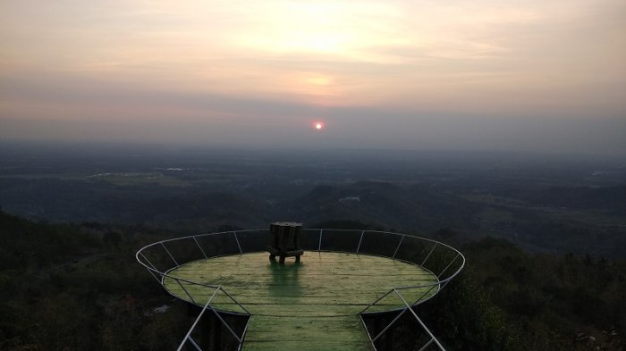 5 Spot Terbaik untuk Menikmati Keindahan Sunset Kala Senja di Bantul