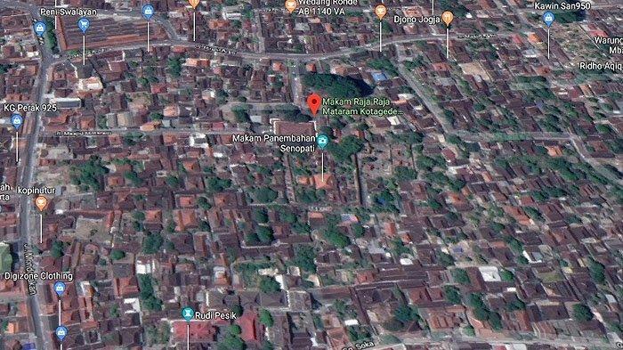 Catatan Sejarah yang Membuat Kotagede Yogyakarta Masuk Daftar Daerah Paling Indah di Asia