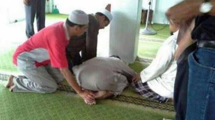 Cerita Warga Malang Meninggal Dunia Saat jadi Imam Salat Magrib