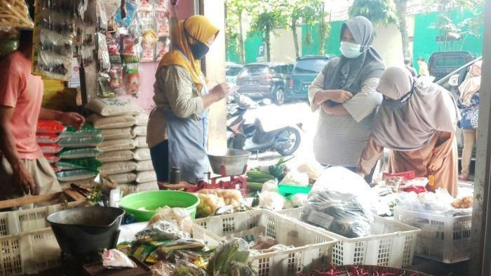 Menjelang Ramadan Harga Bapok di Pasar Kebonpolo Magelang Mengalami Kenaikan
