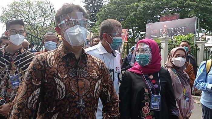 Menkes Nilai Pelaksanaan Vaksinasi Massal di DI Yogyakarta Lebih Baik Dibandingkan Jakarta