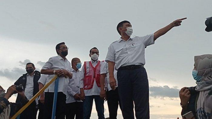 Menko Marves Lakukan Studi Kajian Penyelesaian Pembangunan Pelabuhan Tanjung Adikarto