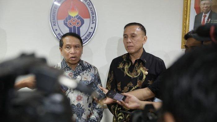 PSSI dan Kemenpora Sepakat Ingin Lanjutkan Liga 1 dan Liga 2 2020, Bagaimana dengan Izin Polisi?