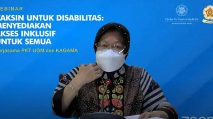 Mensos RI Sebut Penyandang Disabilitas Jadi Sasaran Prioritas Vaksinasi Covid-19