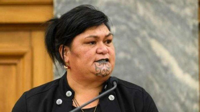Nanaia Mahuta Menteri Luar Negeri Selandia Baru