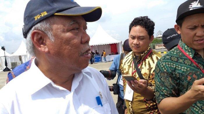 Menteri PUPR Pantau Pembangunan Jalan Tol Bawen-Yogyakarta