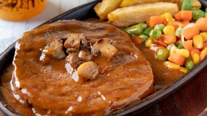 Menu di Waroeng Steak & Shake