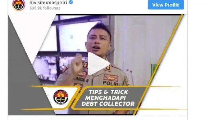 Menunggak Kredit? Polri Rilis Tips Menghadapi Debt Collector dengan Santun