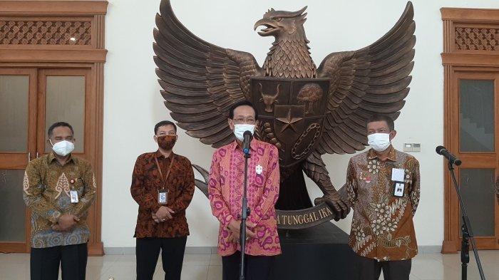 Menutup Tahun 2020, Sri Sultan Resmikan Tugu Yogyakarta dan Dua Proyek Infrastruktur Lainnya