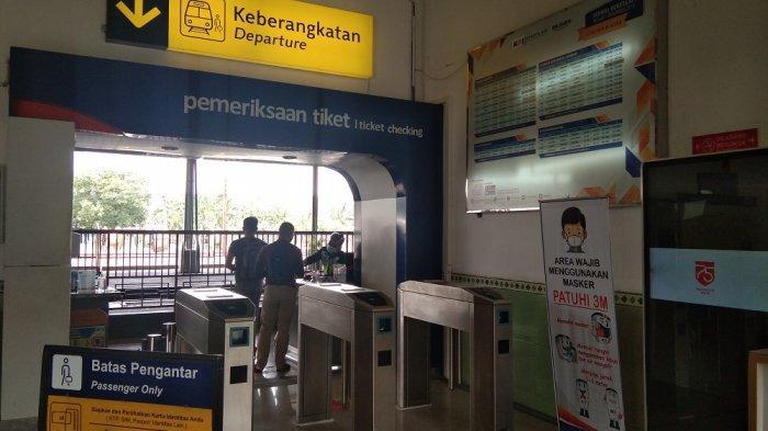 Pemasangan Gate KRL Yogyakarta-Solo di Klaten Rampung di Tiga Stasiun