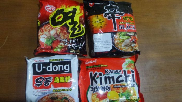 Manajemen Pastikan Samyang dan Shin Ramyun yang Dijual di Alfamart Aman untuk Dikonsumsi