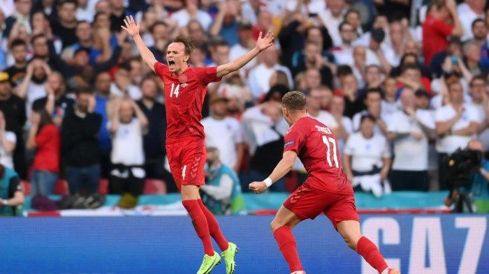 Kabar Laliga: Real Madrid Kepincut Bintang Denmark Mikkel Damsgaard yang Bersinar di Euro 2020